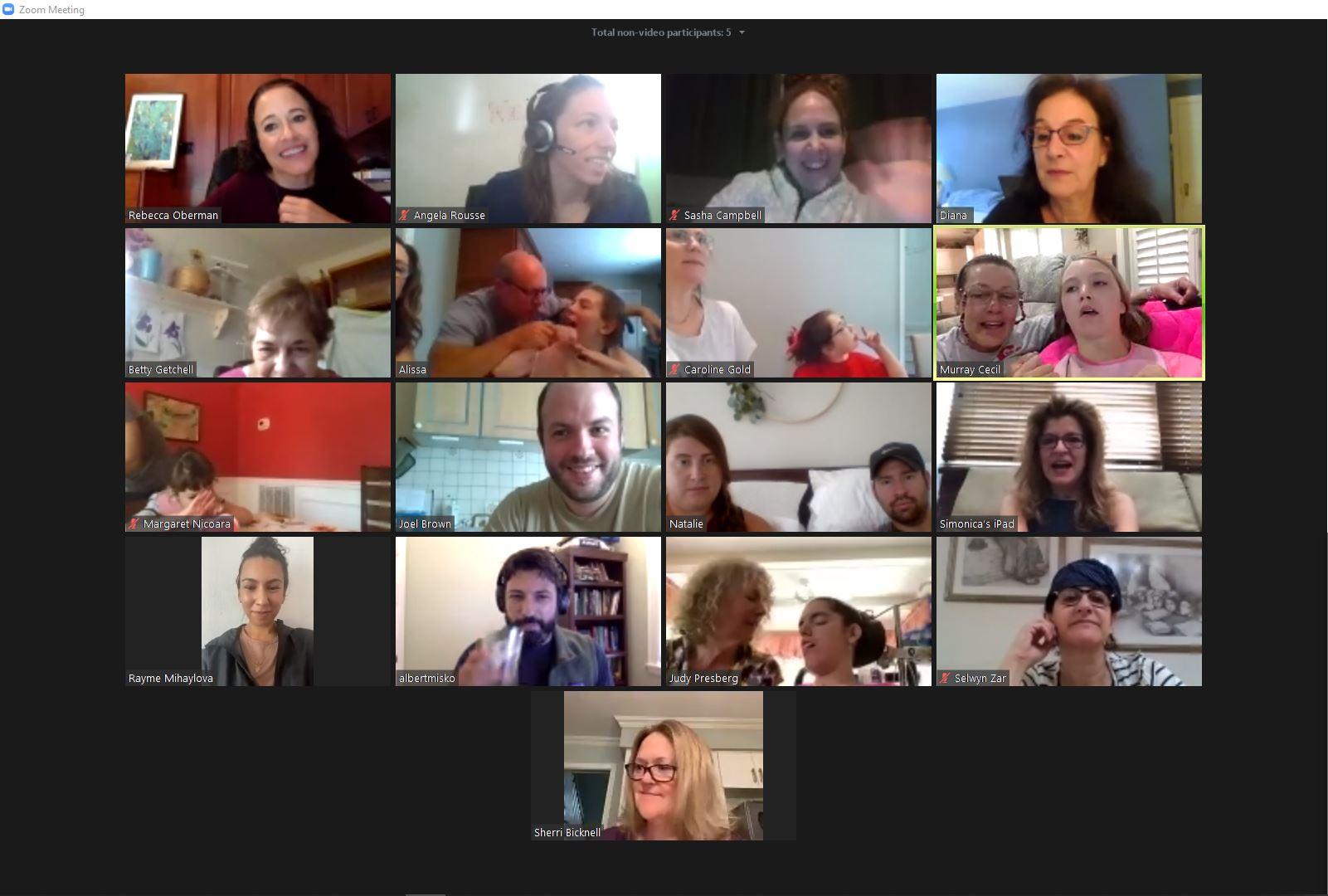 Misko Meeting Zoom screenshot